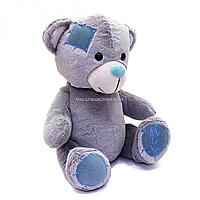 Мягкая игрушка плюшевый Мишка Тедди Копиця «Ведмедик 1» Серий, 28*22*20 см, (00706-08)