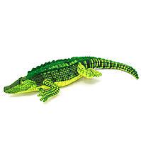 Мягкая игрушка Копиця GM «Крокодил» зеленый 95*25*25 см (22098)