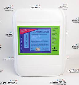 PH–Мінус Super рідкий препарат для зниження рівня рН / 25 кг / для автоматичних дозуючих систем