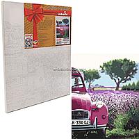 Картина за номерами Випадкова зупинка, 50x40 (КНО2264)