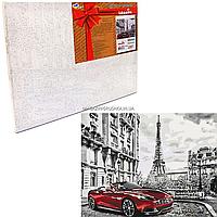 Картина за номерами Ідейка «Паризьке ранок» 40x50 см (КНО3514)