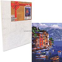 Картина за номерами Ідейка «На світанку» 40x50 см (КНО2176)