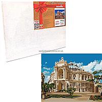 Картина за номерами Ідейка «Музичне серце Одеси» 40x50 см (КНО3566)