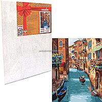 Картина за номерами Ідейка «Сонячна Венеція» 40x50 см (КНО2153)