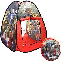 Дитячий ігровий намет Јіа Yu Toy Trade «Трансформери», 70х70х90 см (J1040)