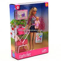 Лялька Defa Lucy «Мама з донькою» 8380-BF