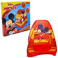 Дитячий ігровий намет «Mickey» Disney Junior Краіна Іграшок, 81*91*81 см (D-3313)