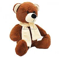 Мягкая игрушка плюшевый Мишка «Амур» Копиця, мех искусственный, коричневый, 44*20*12 см, (00707-30)