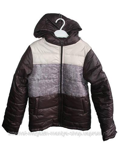 Детская куртка для мальчиков весна