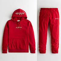 Спортивный костюм Hollister HC8350M M Красный