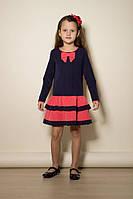 Нарядное платье для девочки, размеры 26,28, 30. (арт.ПЛ67)