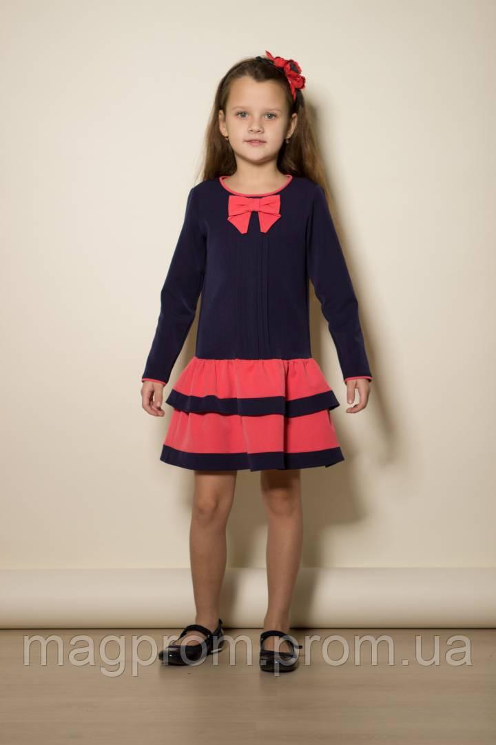Платье для девочки размер 140