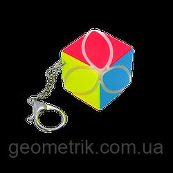 Брелок Иви куб без наклеек   Ivy Cube Keyring stickerless