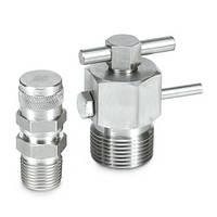 Выпускные клапаны и продувочные вентили