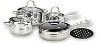 Набор посуды Vitesse Chantal VS-1007 (9 предметов)