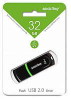 USB Flash - накопитель Smartbuy 32GB Paean Black