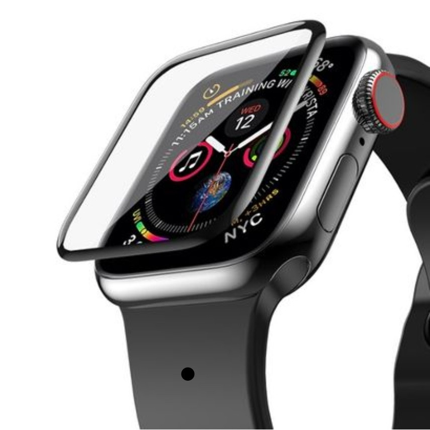 Захисне скло WIWU iVista для Apple Watch 42mm Series 1/2/3 (2 шт в комплекті)