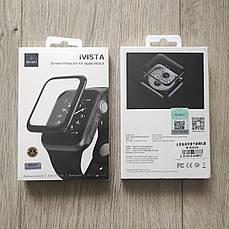 Защитное стекло WIWU iVista для Apple Watch 44mm Series 4/5/6 (2 шт в комплекте), фото 3