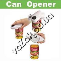 Нож консервный автоматический One Touch Can Opener (Ван Тач Опенер), фото 1