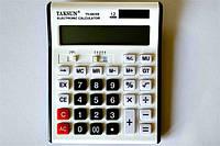 Калькулятор 12 разрядный Taksun TS-8825B, 12 знаков, увеличенный дисплей, авто выключение