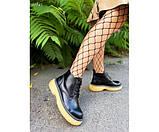Черевики демісезонні на шнурках, фото 3