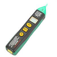 Инфракрасный термометр Mastech MS6580 с функцией бесконтактного детектора напряжения
