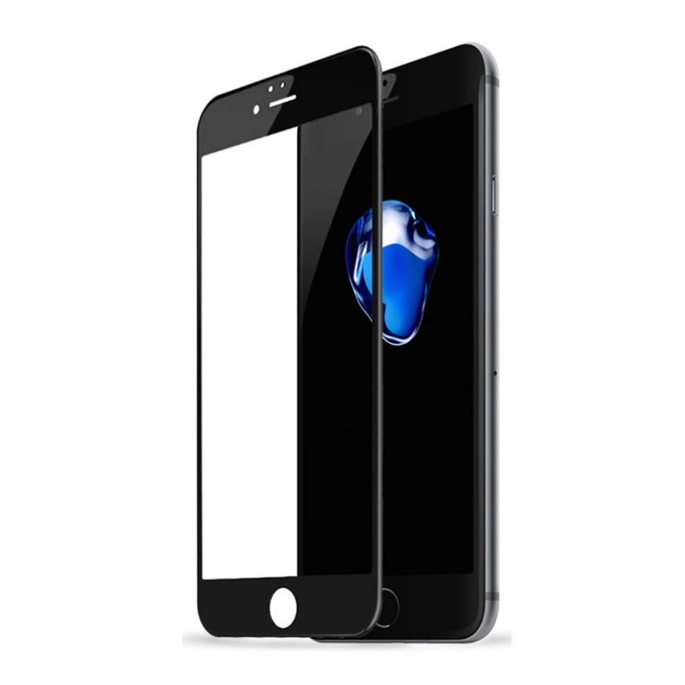 Захисне скло Soneex для Apple iPhone 7, iPhone 8 Full Screen 2.5 D Black
