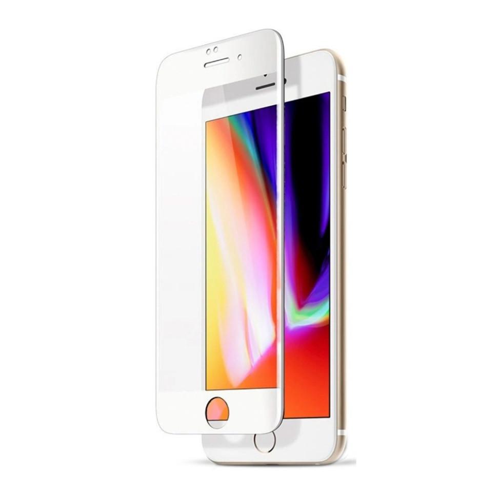 Защитное стекло Soneex для Apple iPhone 7, iPhone 8 Full Screen 2.5D White