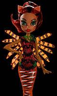 Кукла Монстер Хай Тореляй Большой Скарьерный Риф Monster High Great Scarrier Reef Glowsome Ghoulfish Toralei D