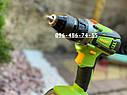 Шурукрут акумуляторний Procraft PA18BL 18 вольт, фото 4