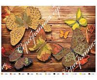 Схема для бисера Бабочки, А3, схема под бисер, фото 1