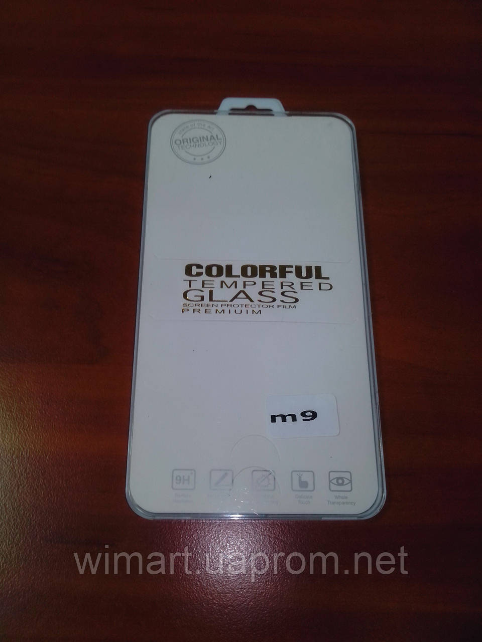 Защитное стекло для смартфона HTC One M9