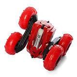 Машина LH-CO18 радіокер.2,4 G,акум.,трюкова,колеса надувши.,насос,USB,2кольори,світло,кор.,39-25-9см., фото 2