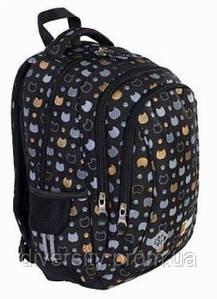 """Підлітковий шкільний рюкзак BP-26 """"CATS&PAWS"""" ST.RIGHT 627361"""