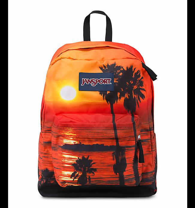 Рюкзак JanSport High Stakes Backpack Multi Laguna Beach