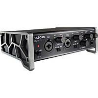 Аудіокарта TASCAM US 2X2 аудиоинтерфейс