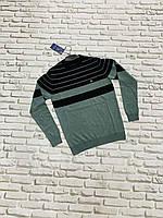 """Джемпер мужской ANTONY ROSSI, полоска, размеры M-3XL (5цв) """"A.ROSSI"""" купить недорого от прямого поставщика"""
