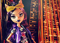 Monster High Boo York, Boo York Frightseers Clawdeen Wolf Doll Кукла Монстр Хай Клодин Вульф из серии Бу Йорк