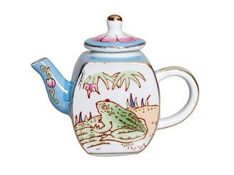 Фігурка Lefard Декоративний чайник Жаба 80 мл 82-755