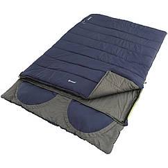 Спальный мешок Outwell Contour Lux Double Reversible/-5°C Imperial Blue (230297)