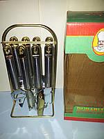 Кухонный металлический набор из 6 предметов, фото 1
