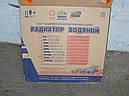 Радиатор Уаз  3-х рядный , медный (Шадринский автомобильный завод, Россия), фото 3