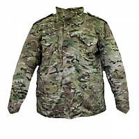 Куртка MIL-TEC M65 Multicam