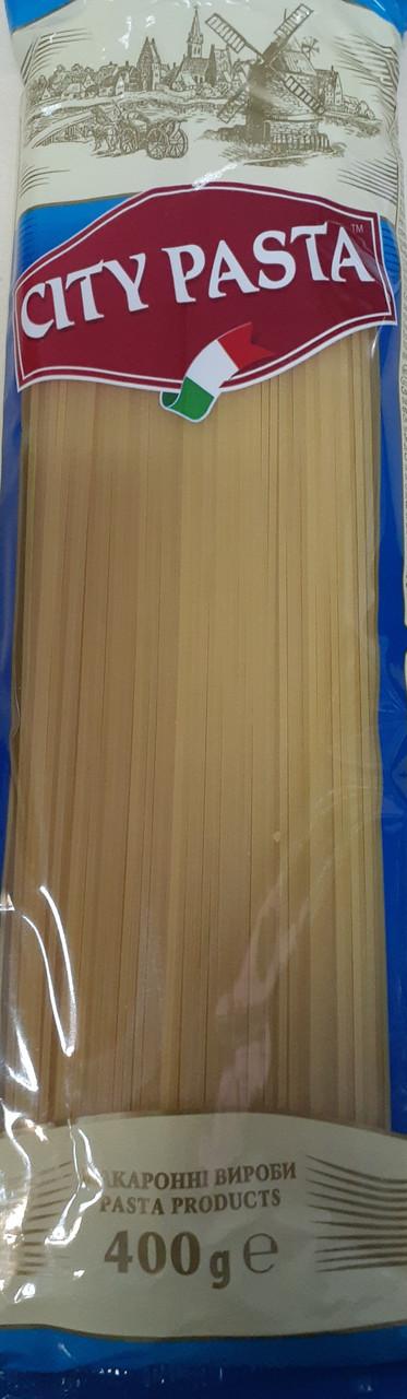 Спагатети ТМ Sity Pasta 400грамм