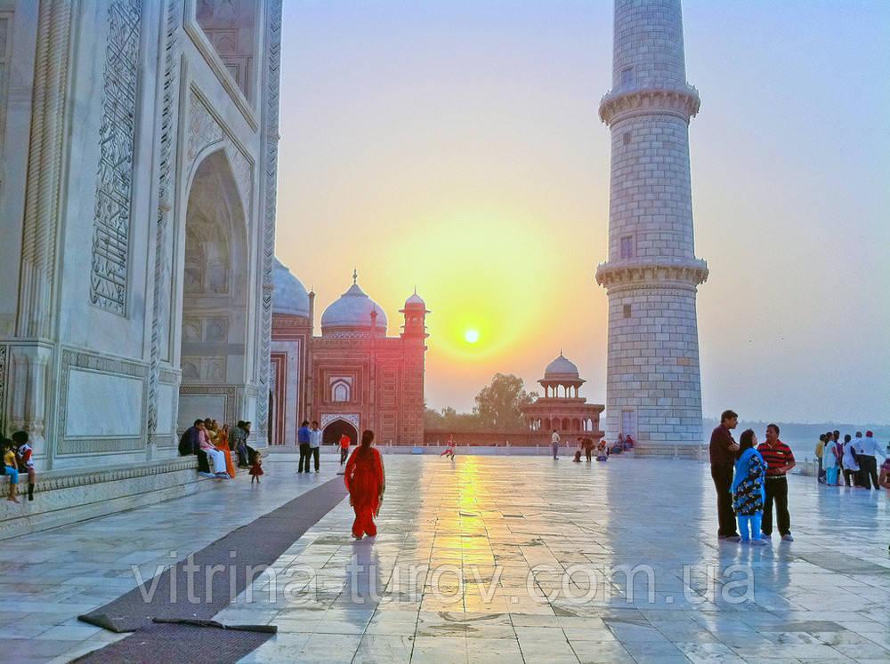 Групповой тур по Индии «Золотой треугольник Индии» 6 дней