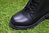 Демісезонні дитячі черевики шкіряні для дівчинки р32-37, фото 4