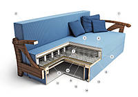 Ремонт дивана