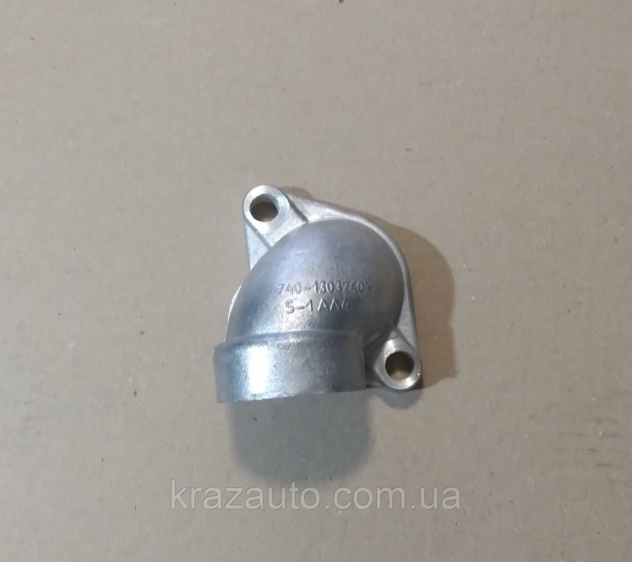 Патрубок ЗІЛ 133ГЯ КАМАЗ, УРАЛ з Двиг. 740 труби перепускний від радіатора до помпи 740-1303240