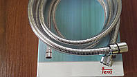 Шланг для душа TEKA 150 см прорезиненый PCV