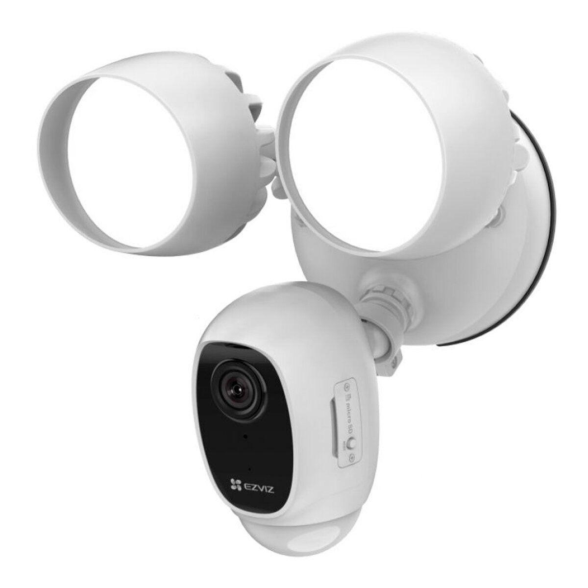 2МП Wi-Fi камера EZVIZ с освещением и сиреной CS-LC1C-A0-1F2WPFRL (2.8mm)